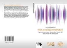 Capa do livro de Ron Jones (Commentator)