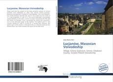 Portada del libro de Lucjanów, Masovian Voivodeship