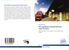 Bookcover of Sri Lankan Locomotives and Trains