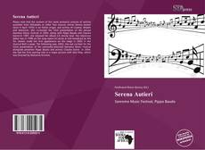 Bookcover of Serena Autieri