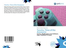 Bookcover of Tenchu: Time of the Assassins