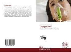 Capa do livro de Oxygenator