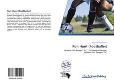 Portada del libro de Ron Hunt (Footballer)