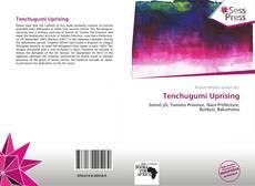 Buchcover von Tenchugumi Uprising