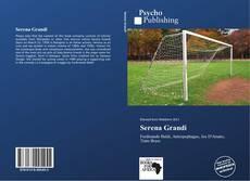 Bookcover of Serena Grandi