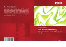 Bookcover of Ron Holland (Author)