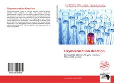 Buchcover von Oxymercuration Reaction