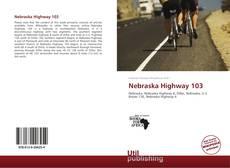 Capa do livro de Nebraska Highway 103