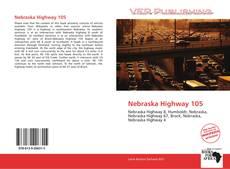 Bookcover of Nebraska Highway 105