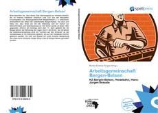 Arbeitsgemeinschaft Bergen-Belsen kitap kapağı