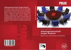 Arbeitsgemeinschaft Junger Autoren kitap kapağı