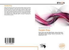 Tender Prey kitap kapağı