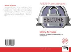 Bookcover of Serena Software