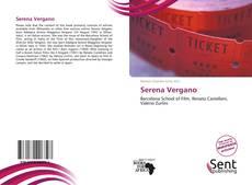 Buchcover von Serena Vergano
