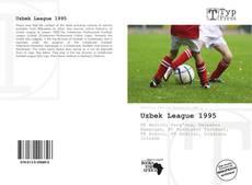 Bookcover of Uzbek League 1995