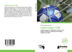 Bookcover of Uzbek League 1998