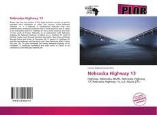 Nebraska Highway 13 kitap kapağı