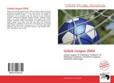 Bookcover of Uzbek League 2004