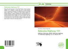 Bookcover of Nebraska Highway 137