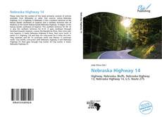 Nebraska Highway 14 kitap kapağı