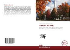 Capa do livro de Bistum Kisantu