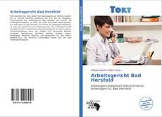 Bookcover of Arbeitsgericht Bad Hersfeld