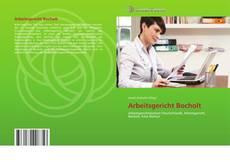 Bookcover of Arbeitsgericht Bocholt