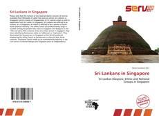 Bookcover of Sri Lankans in Singapore