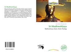 Capa do livro de Sri MadhwaVijaya