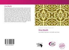 Viva Death kitap kapağı