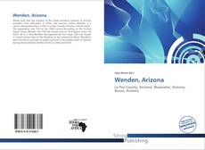 Bookcover of Wenden, Arizona
