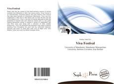 Portada del libro de Viva Festival
