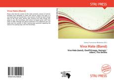 Portada del libro de Viva Hate (Band)
