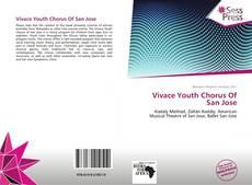 Borítókép a  Vivace Youth Chorus Of San Jose - hoz