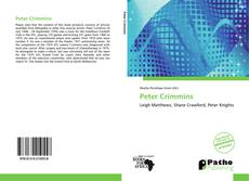 Couverture de Peter Crimmins