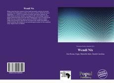 Capa do livro de Wendi Nix