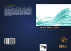 Couverture de Vivaro-Alpine Dialect