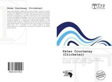 Capa do livro de Peter Courtenay (Cricketer)