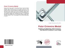 Bookcover of Peter Crimmins Medal