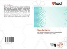 Wendy Bacon的封面