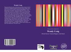 Bookcover of Wendy Craig