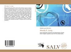 Wendy E. Long kitap kapağı