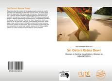 Borítókép a  Sri Oetari Ratna Dewi - hoz
