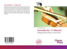 Serenade No. 11 (Mozart) kitap kapağı