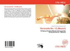 Serenade No. 12 (Mozart) kitap kapağı