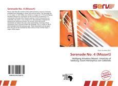 Serenade No. 4 (Mozart) kitap kapağı