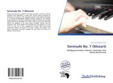Bookcover of Serenade No. 7 (Mozart)