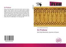 Bookcover of Sri Prakasa