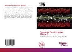 Bookcover of Serenata for Orchestra (Piston)