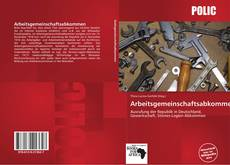 Portada del libro de Arbeitsgemeinschaftsabkommen